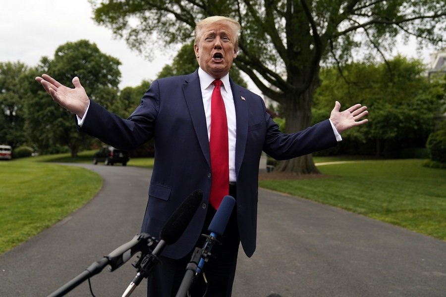Трамп закрывает «Открытое небо»
