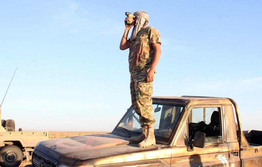 Горячие фейки ливийской пустыни