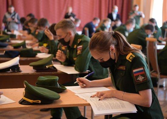 Урал принимает всеармейский конкурс «Воин мира»