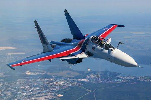 Пилоты «Русских Витязей» провели уникальные полеты