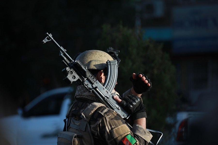 Кровавый мир Афганистана