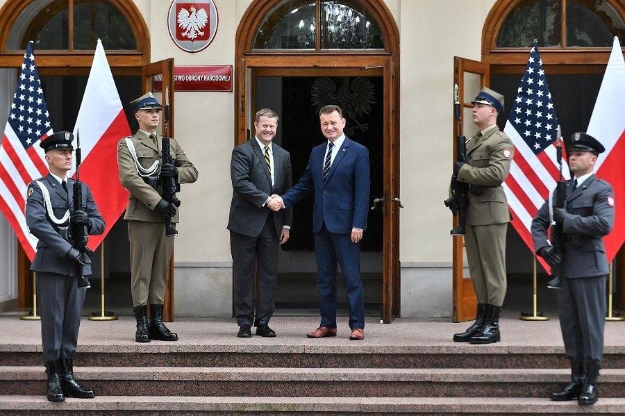 Польша становится военным бастионом США