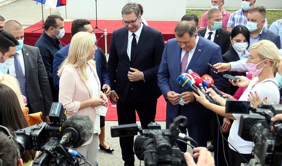 Балканская комбинация: сербы не пустят боснийцев в НАТО
