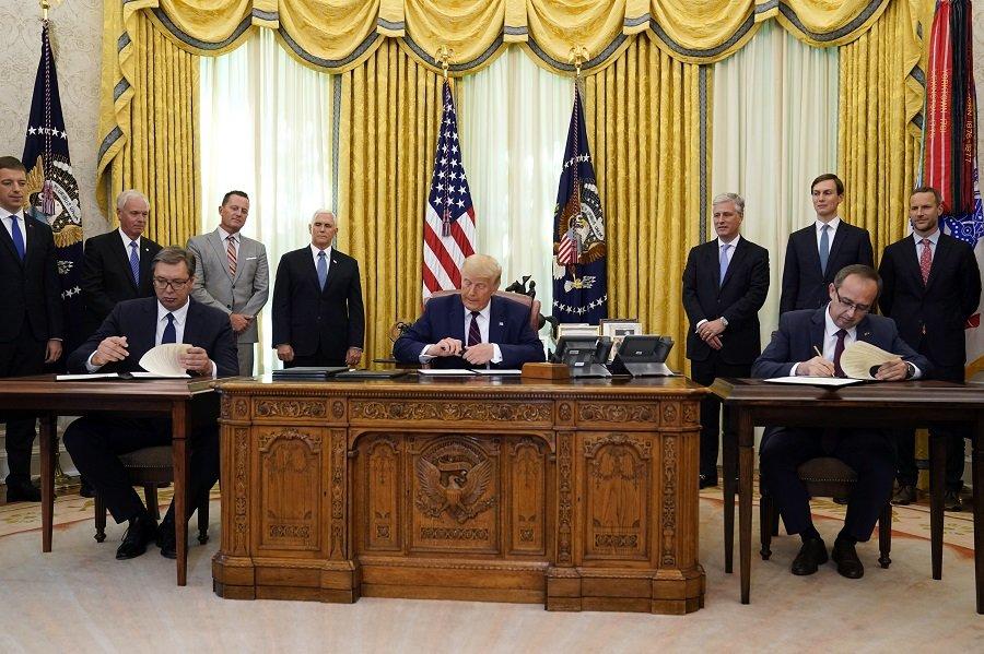 Измена по-Балкански: Вучич назвал настоящую причину подписания соглашения с Косово