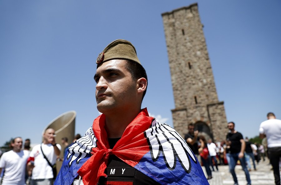 Анклав в анклаве: чего боится генерал НАТО?