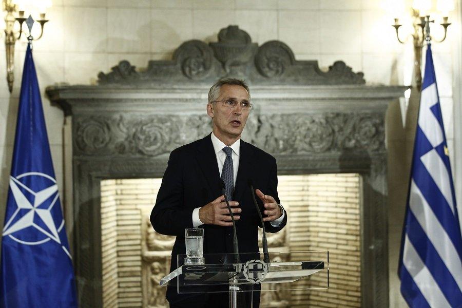 Генсек НАТО призвал противостоять России в Средиземном море