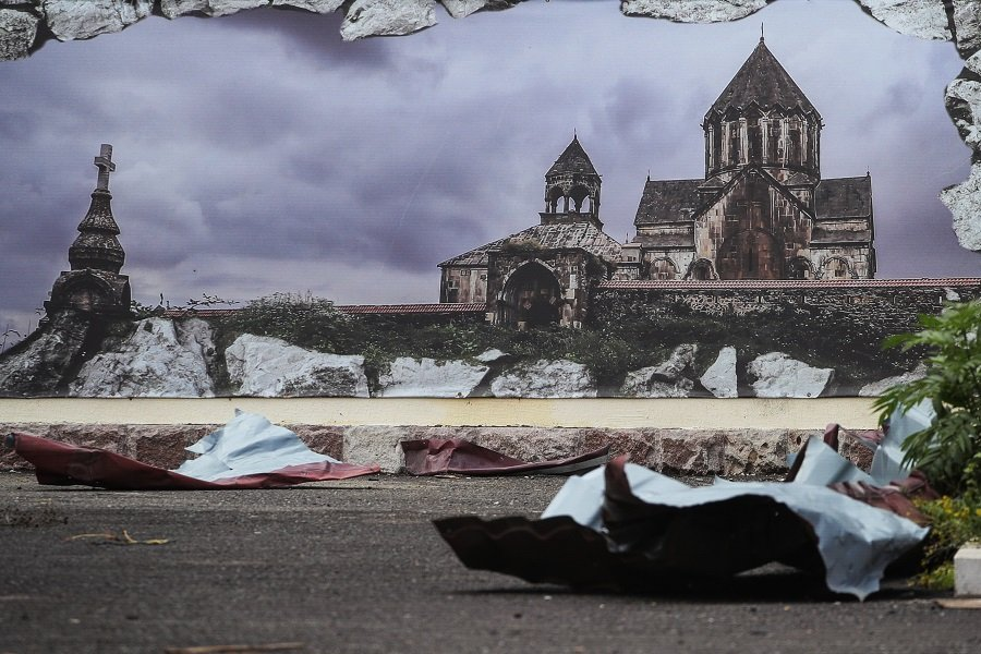 Карабах: узел противоречий и национальных принципов