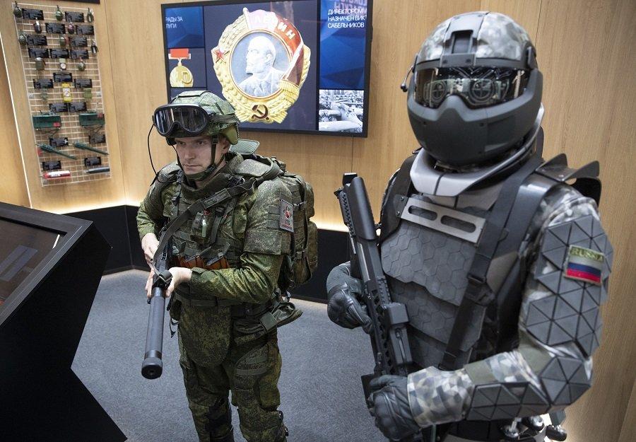 Солдаты будущего появятся в российской армии