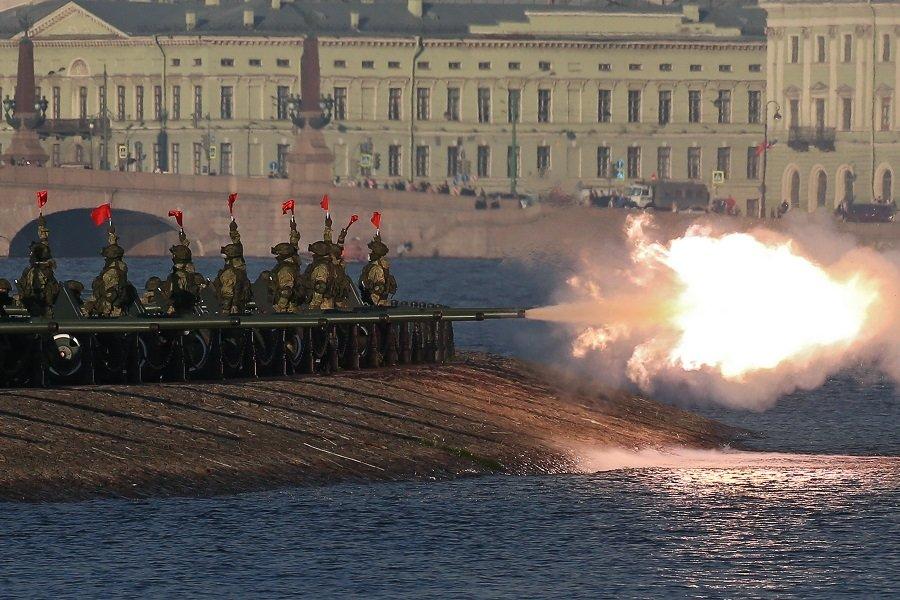 Старейшему артиллерийскому вузу России исполняется 200 лет