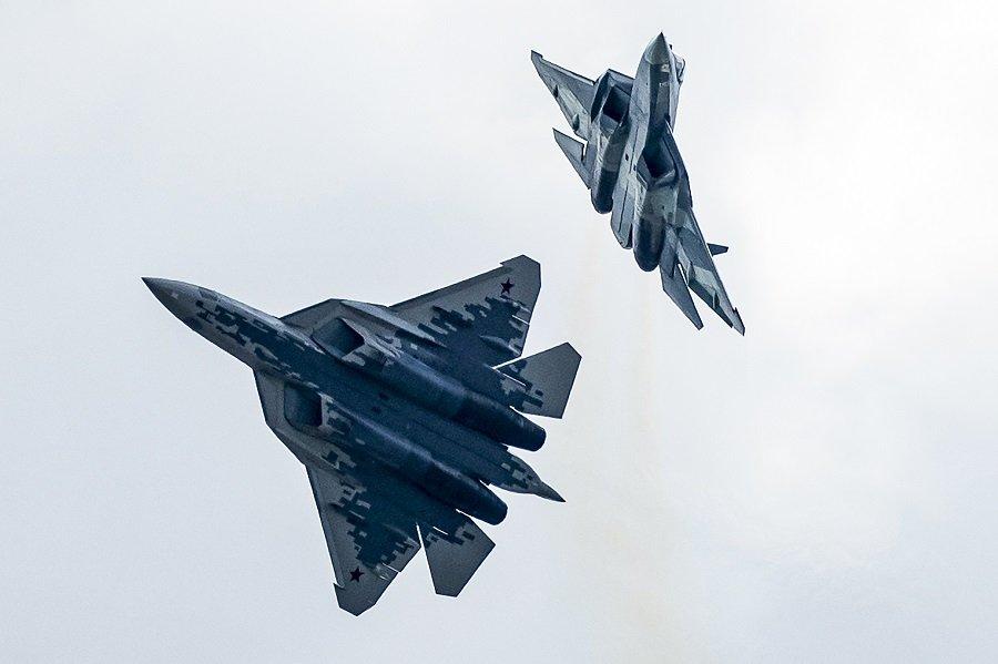 Истребители пятого поколения Су-57 разделили Польшу на два лагеря