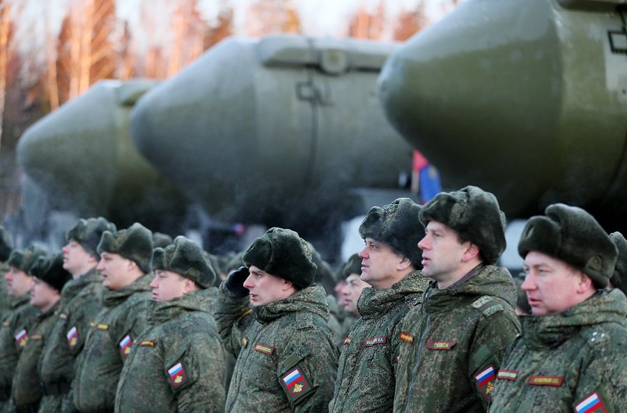Путин: российская «ядерная триада» - залог глобальной безопасности