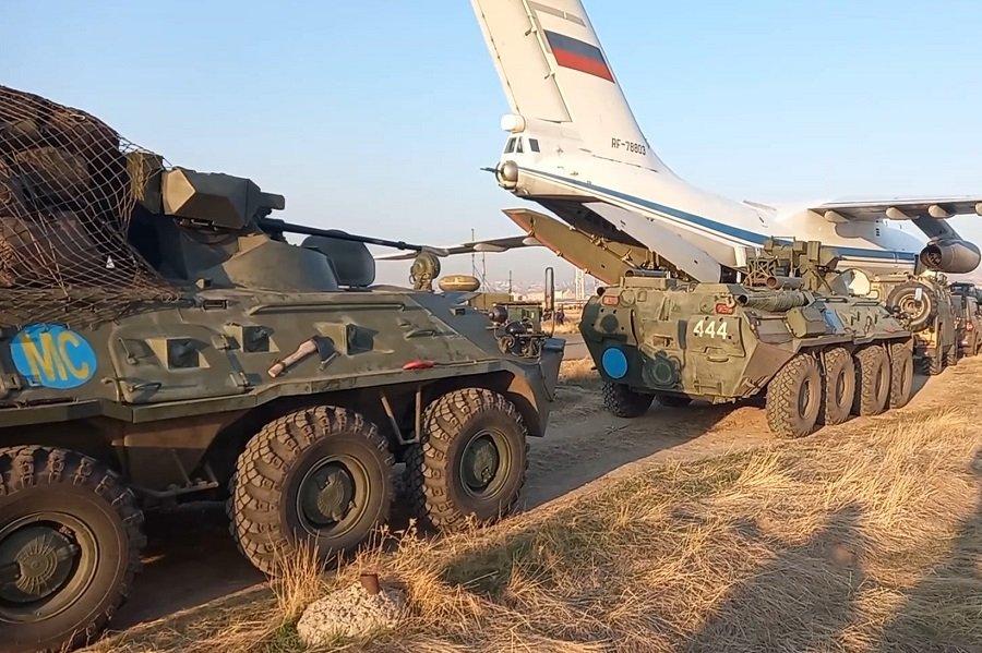 В Нагорном Карабахе заработает Центр мониторинга России и Турции