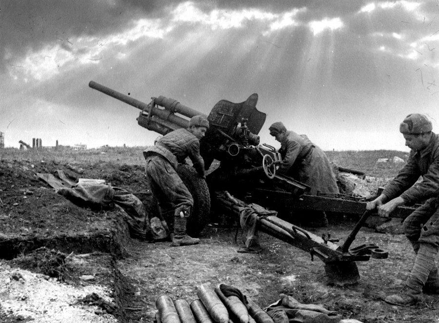 Мы  - не элита, мы – Боги войны