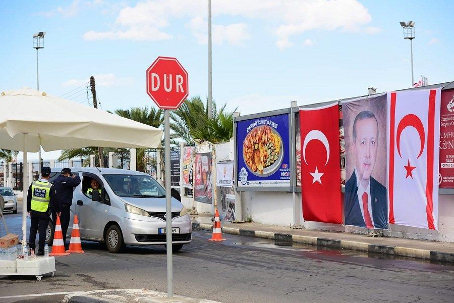 Эрдоган «демонстрирует силу» на Северном Кипре