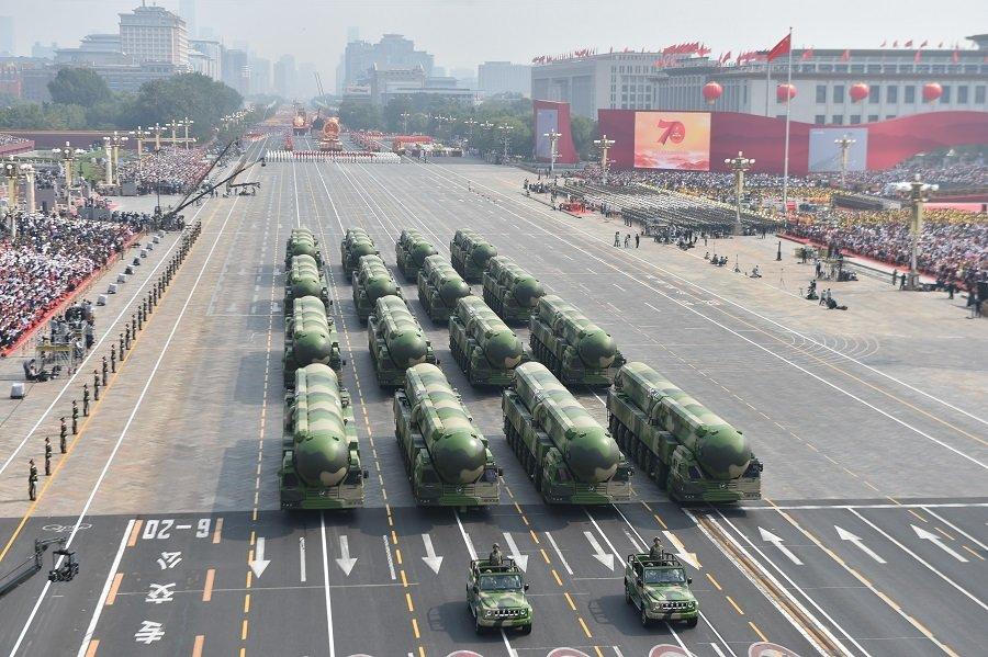 НАТО: переориентация на Китай?