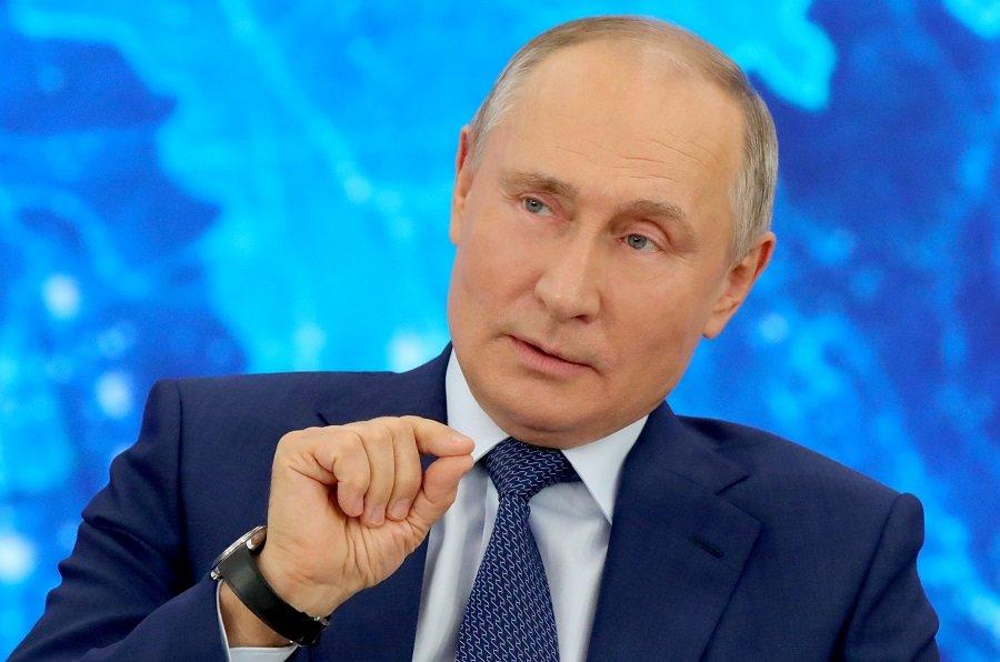 Путин: экспансия НАТО на восток - главная причина роста военной мощи России