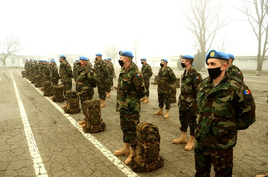 Косовский десант Молдавии