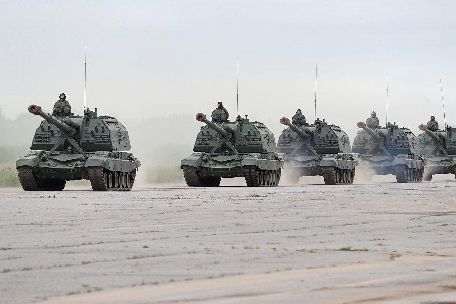 Армия России отработала ведение войны нового типа