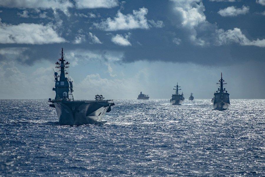 На пути к морской гегемонии: ВМС США подготовили план доминирования в Мировом океане