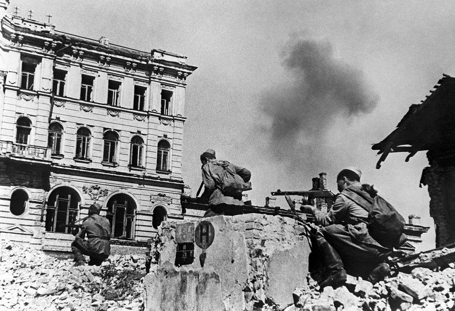Начало конца группы армий «Б»: как освобождали Харьков