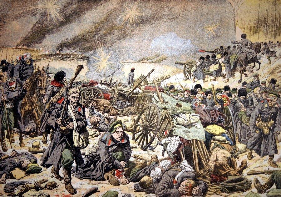 Самая масштабная битва до Первой мировой войны