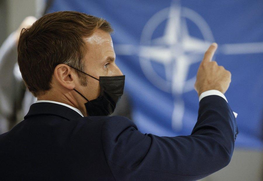 Макрон: Европа сама должна беспокоиться о своей безопасности