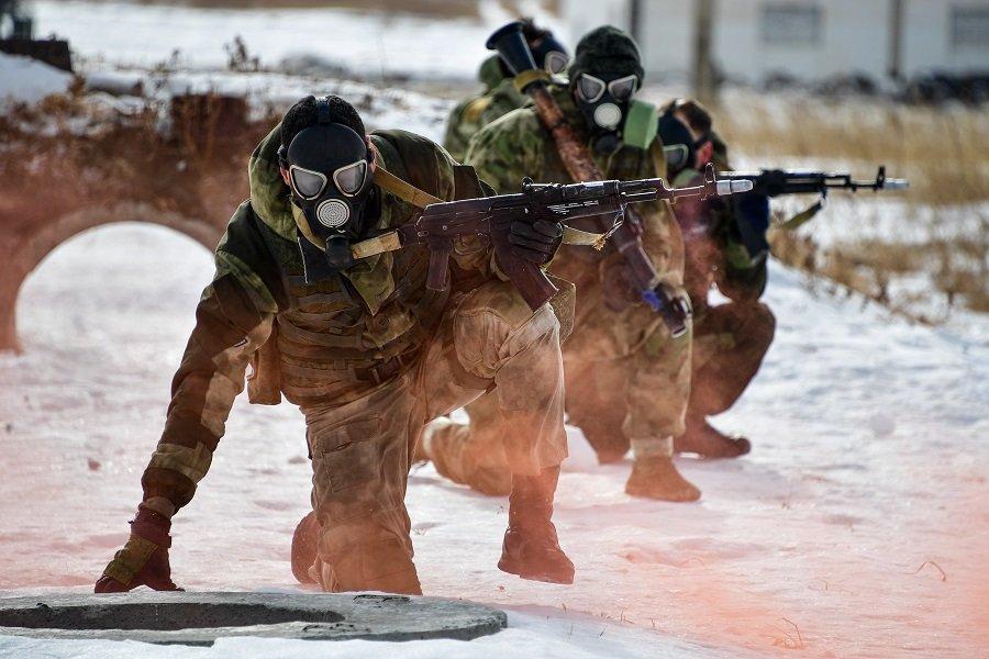 Российская армия – одна из пяти самых сильнейших в мире