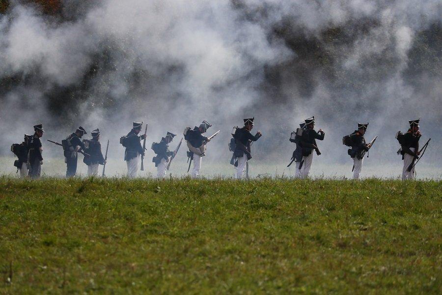 От народного ополчения к регулярной армии