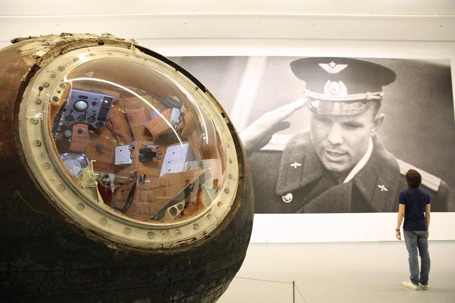 Мы первые – 60 лет первому полету человека в космос!