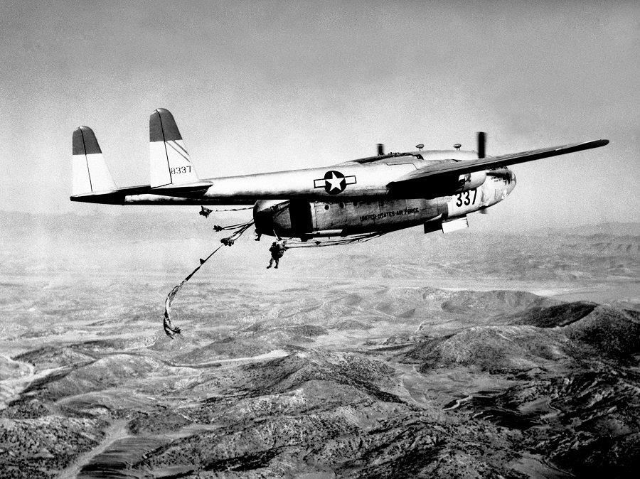 Рандеву советских и американских воздушных асов в корейском небе