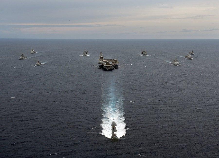 В прицеле Пентагона Индо-Тихоокеанский регион