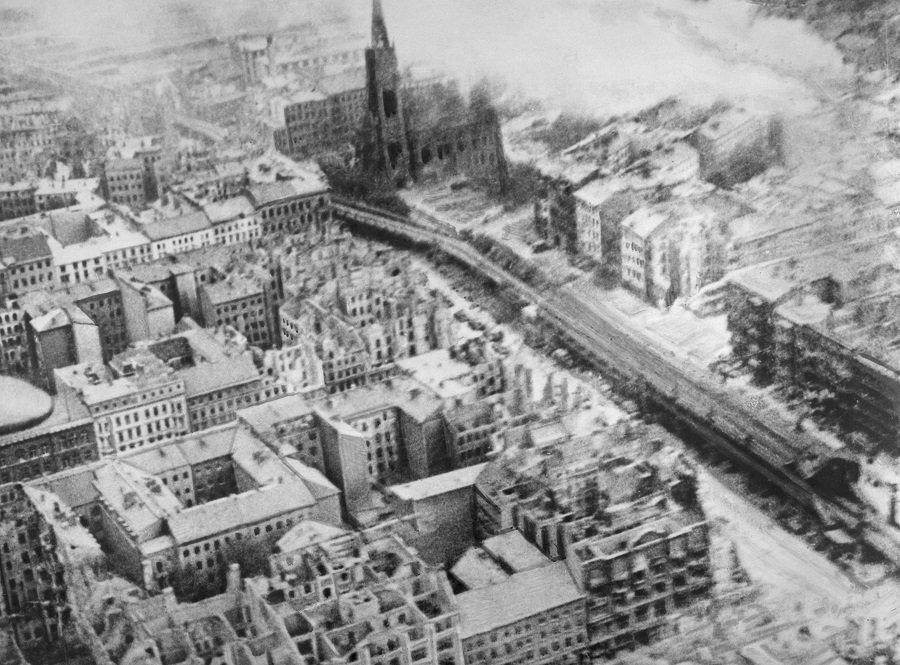 Неизвестный штурм: как брали столицу Третьего рейха
