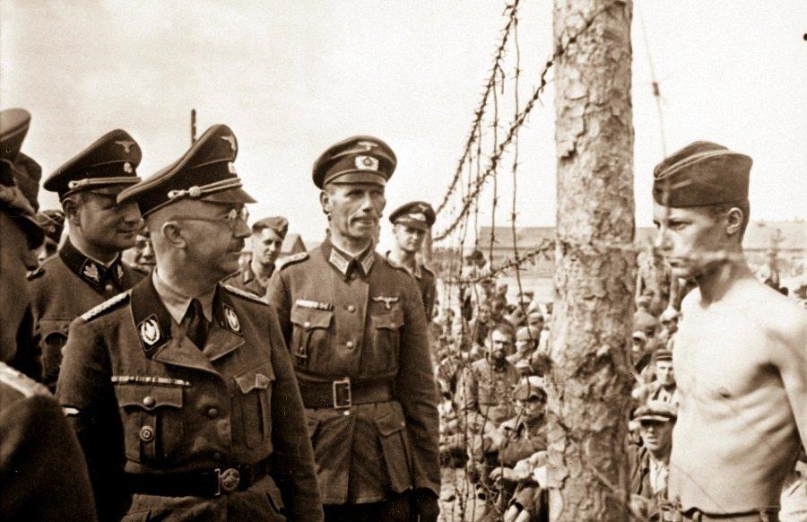 В Европе забыли о советских военнопленных