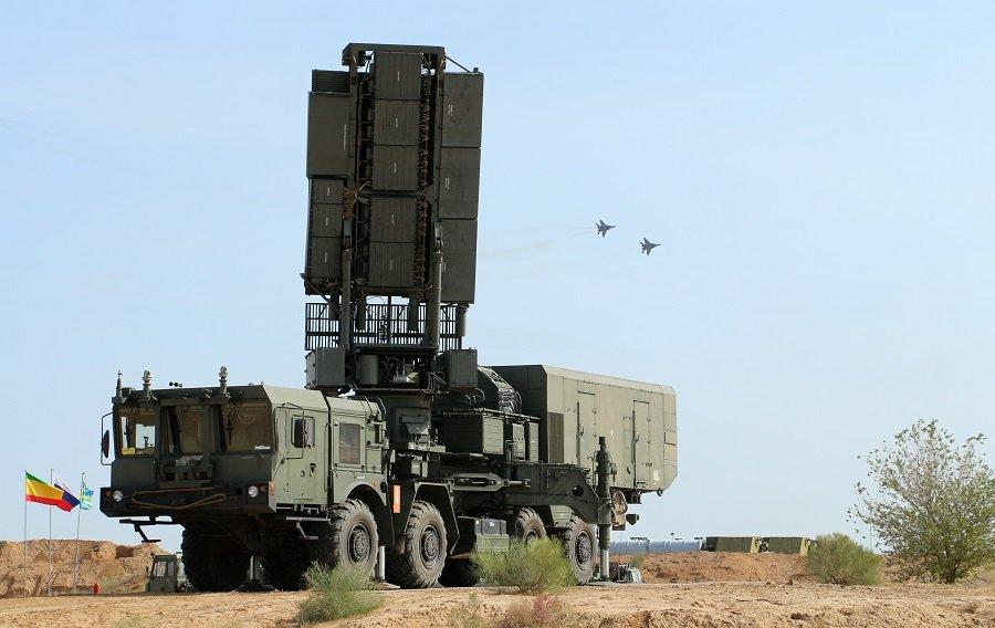 Российские ПВО возвращаются в Среднюю Азию