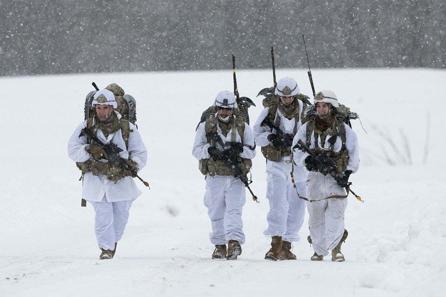 Пентагон готовится к арктической войне?