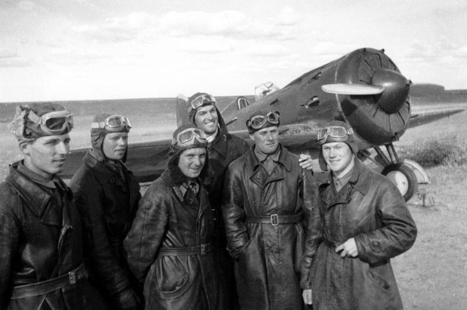 Русские летчики в боях за Китай: как это было