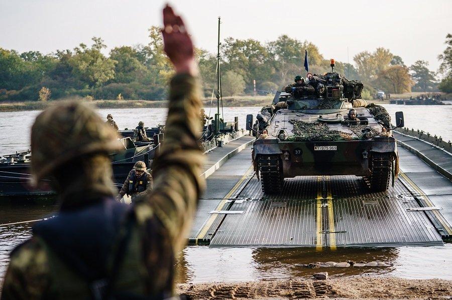 «Железный волк» не смог укусить медведя: как в Литве прошли военные учения НАТО