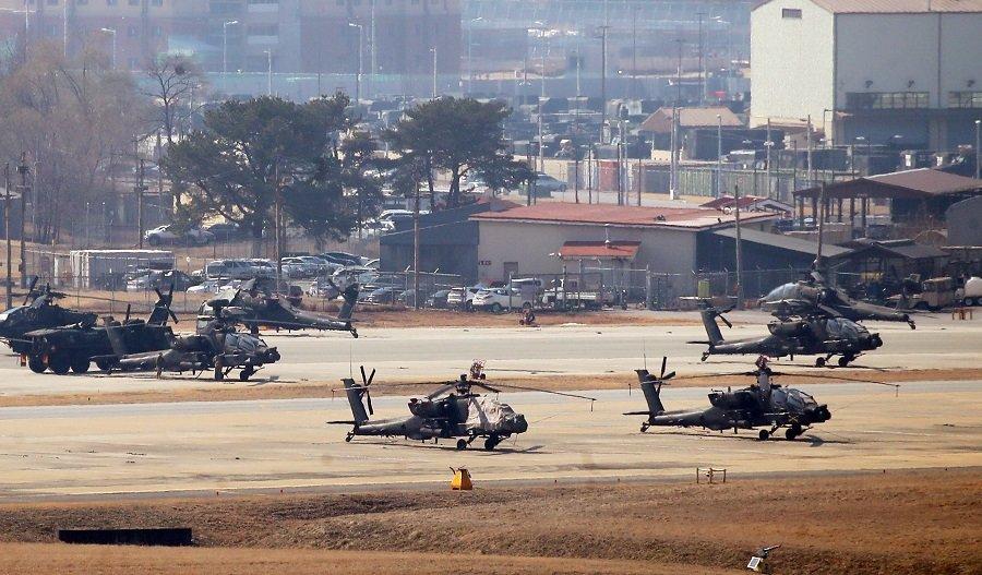 Военные базы США оказались беззащитным «карточным домиком»
