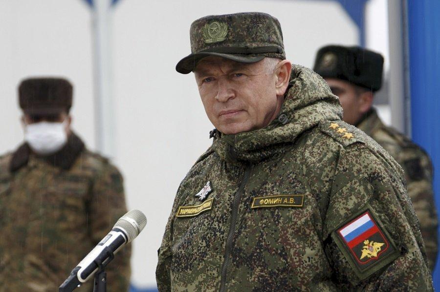 Замминистра обороны: в мире начинается новая холодная война