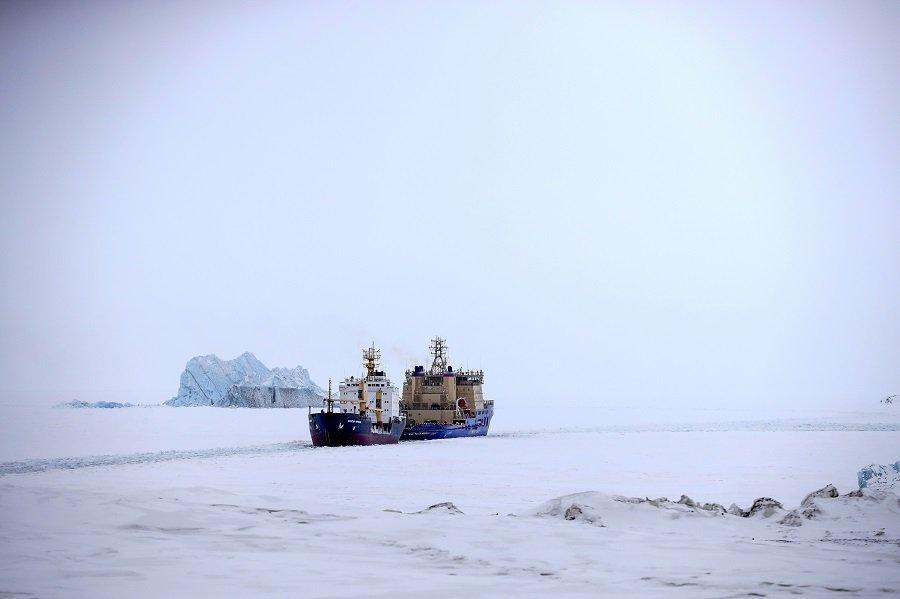 Арктика не даёт покоя Западу