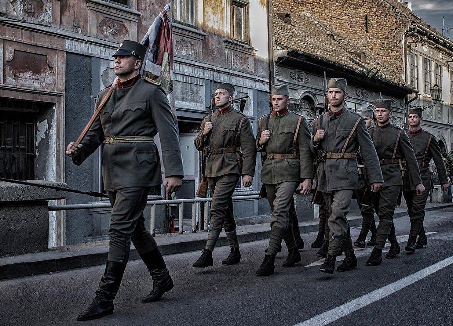 Сербская униформа — славные годы Балканских войн и Первой мировой войны