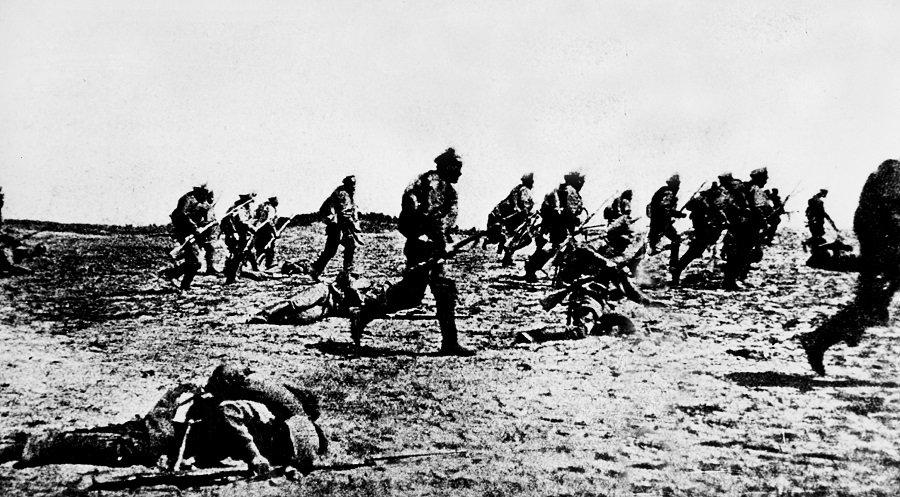 Брусиловский прорыв: полет полководческой мысли и героизм русских солдат
