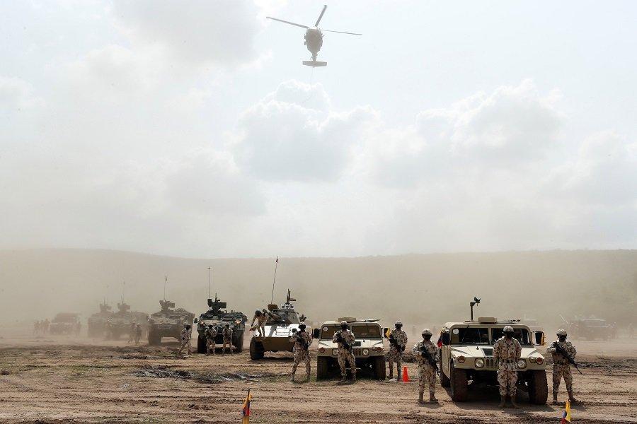 Рынок вооружений Латинской Америки: события июня 2021 года