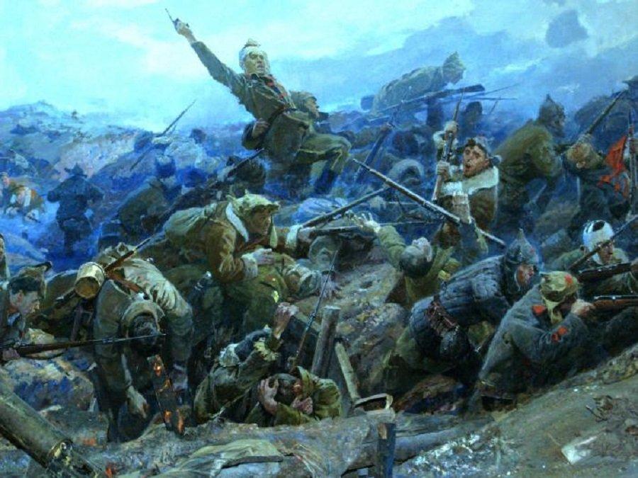 Батализм и батальная живопись в русской военной традиции