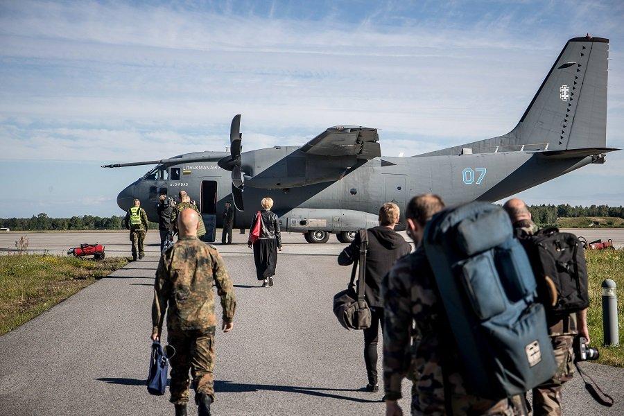 Заблокировать Калининград: на Балтике начались крупные учения НАТО