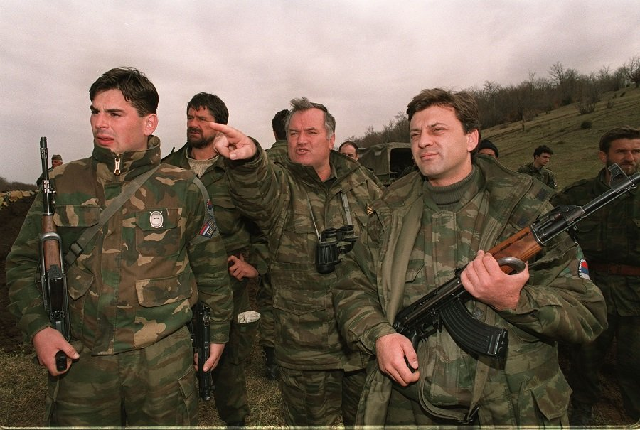 Югославский геноцид: памяти геноцида сербов в Сребренице