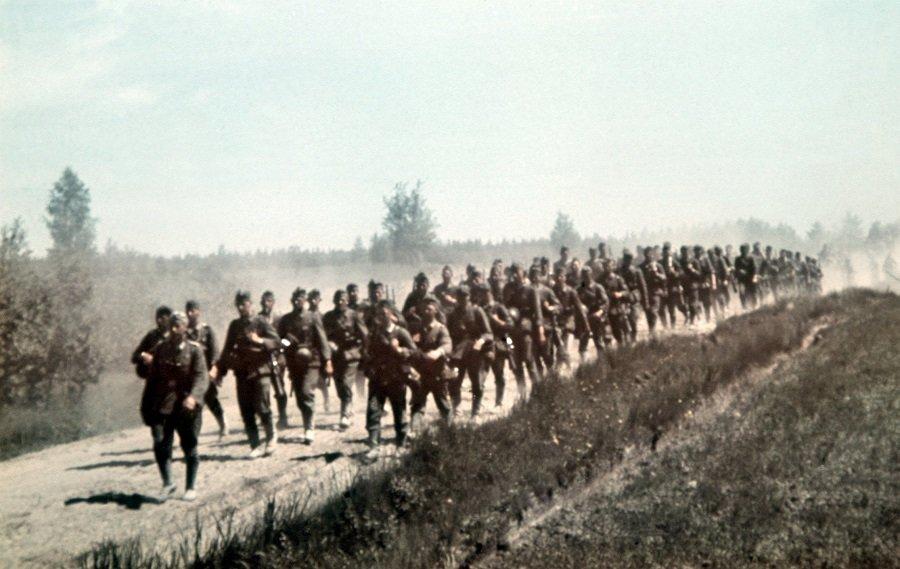 Как защищали от немцев «Мать городов русских»