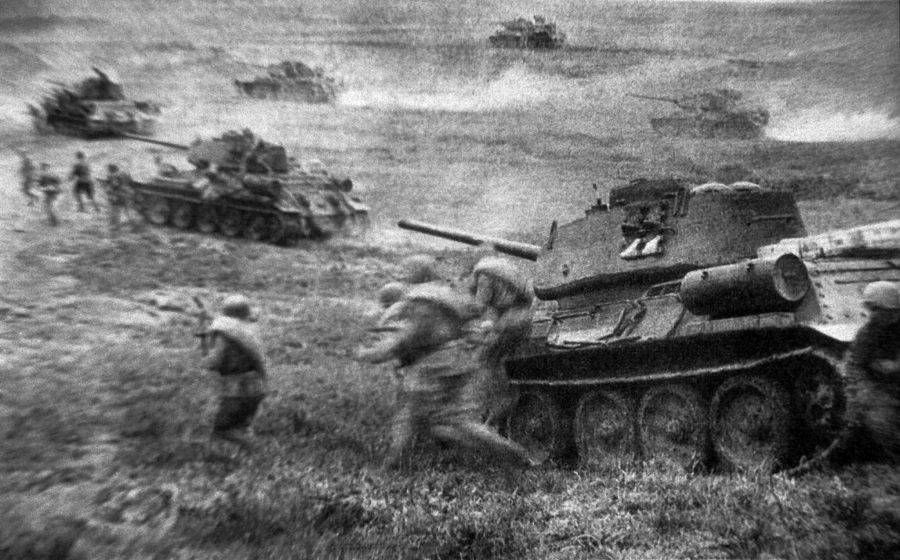 И плавилась броня…78 лет самому крупному танковому сражению