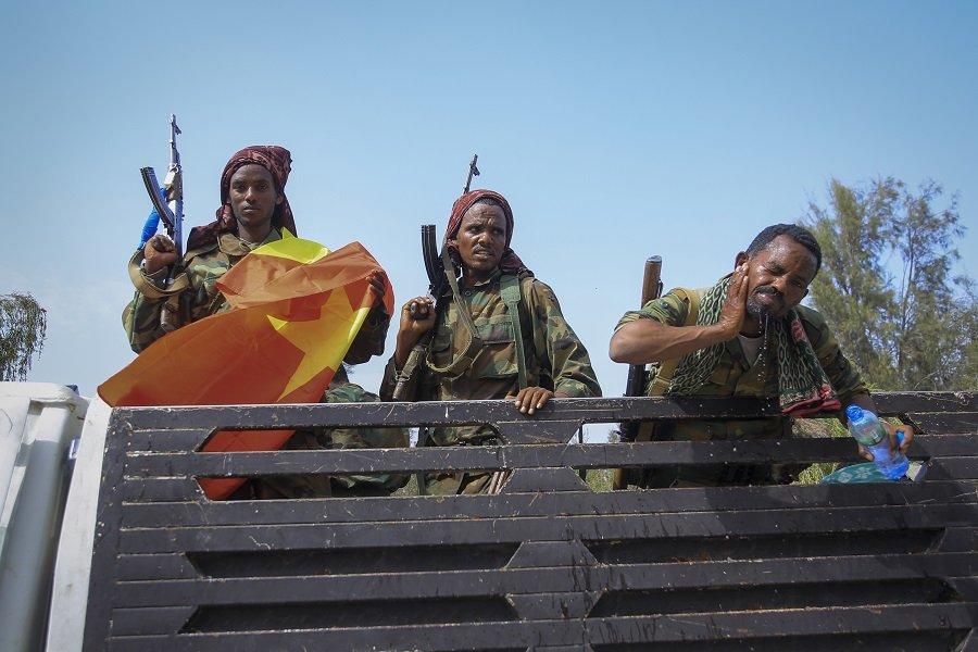 «На исторической Родине» Пушкина снова война – в Эфиопии повстанцы перешли в наступление