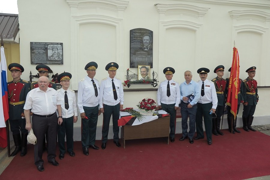 Памятник народному артисту России Владиславу Пьявко открыли в Коломне